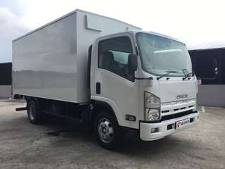 Isuzu NPR75U With Tailgate(April'2011)