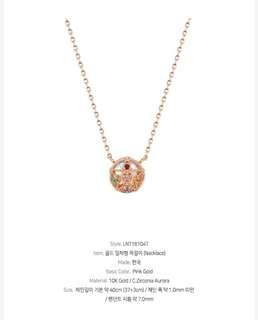 🚚 LLOYD X 美少女戰士 韓國 k金 飾品 項鍊
