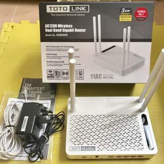 TOTO-Link Router