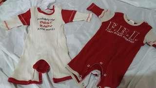 Ootd baby onesies