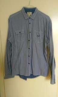 Diesel co. Slim fit shirt (xl)