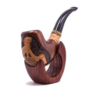 Lion King Smoking Pipe
