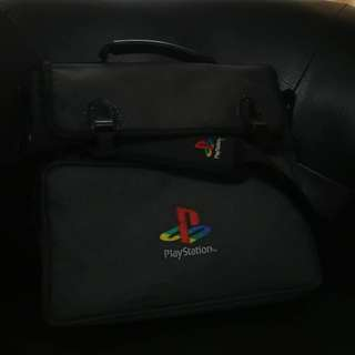 Sony Playstation Vintage Bag
