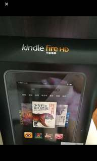 Kindle fire HD 32GB 高清 7寸 Amazon