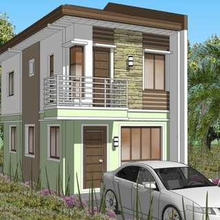 Corner House and Lot in Sunnyside Heights Subd. Batasan hills Quezon City
