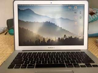 99% 新 MacBook Air 2 13 寸 2015 Early 8gb 128gb SSD