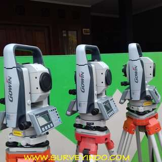 New| Spesifikasi| Total Station GOWIN TKS-202 Ph.0813 8067 3290