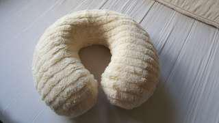 White Neck Travel Pillow