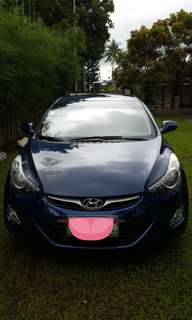 2013 Hyundai Elantra 1.6 AT