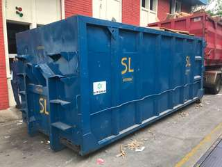 Otc bin Recycle Scrap Disposal services for sale