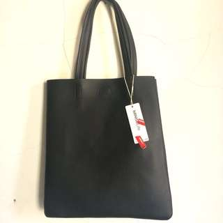 Miniso Totebag / Shoulder Bag black