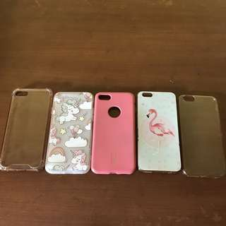Take All  5 Case Iphone 6 & 7 - FREEONG