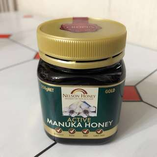 Nelson Honey Manuka Honey GOLD, 250g