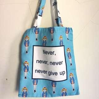 Miniso British Doll Totebag / shoulder bag