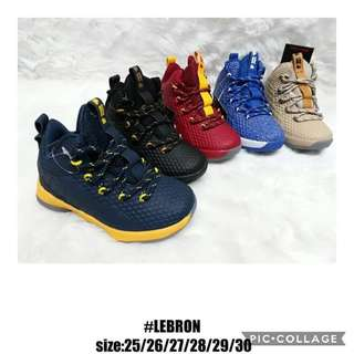Lebron For Kids Size 25 to 30 P850