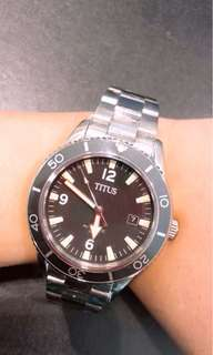 titus機械錶