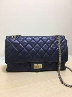 Chanel 2.55 chain bag