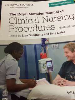 Clinical nursing procedure