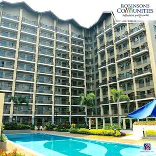Gusto mo ba makaiwas sa baha at traffic? MOVE-IN TO A 2BR CONDO UNIT NOW FOR AS PHP194,950!