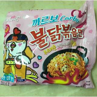🚚 促💥(現貨)4入/520g超夯韓國三養奶油辣雞炒麵🔥