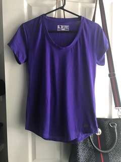 Purple NB top