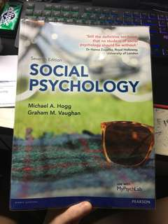 UOL ESAP ELEMENTS OF SOCIAL AND APPLIED PSYCHOLOGY MN2079