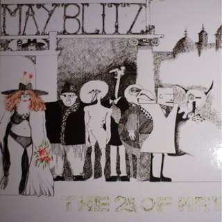 MAY BLITZ - The 2nd of May - Vinyl