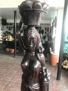 Carved Solid Kamagong