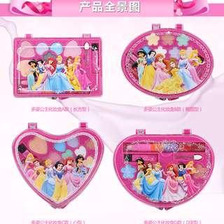 (Nett Price) Disney Princess multicolored Water Soluble Make-up Box