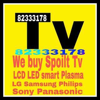 LG Tv Samsung Tv ( spoilt)