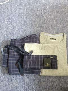 MASSIMO DUTTI PAJAMAS ALL DAY!