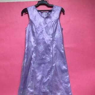 🚚 時尚潮流復古風旗袍式洋裝