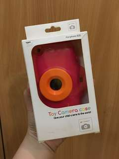 Toy Camera Case iphone 5/5s
