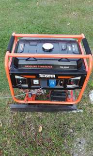 Tokuden Gasoline Generator TKG 9000E