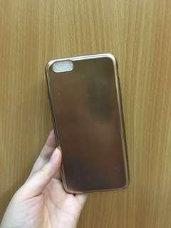 Case Rose Gold Iphone 6/6s Plus