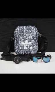 Adidas sling bag 3 in 1