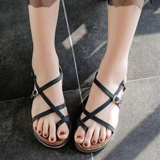 Z&K Korean Sandals COD