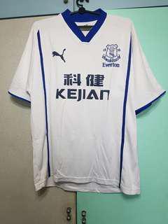 🚚 Everton Puma Soccer Jersey