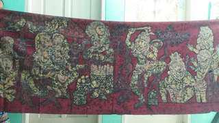 Batik tulis bali lawas dan antik