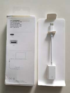 For Sale: Original Apple USB-C to USB Adapter