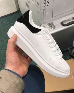 Alexander McQueen Sneakers Shoes