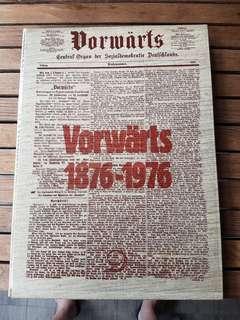 vorwarts 1876-1976
