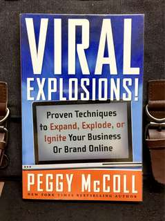 《New Book + The Truthful Power Of Online Marketing》Peggy McColl - VIRAL EXPLOSIONS ! : Proven Techniques to Expand, Explode, or Ignite Your Business or Brand Online