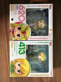 Goodsmile Link+Zelda