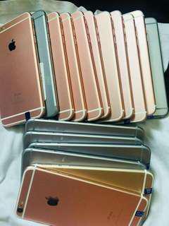 Iphone 6plus & Iphone 6splus ( 16 gb & 64 gb )