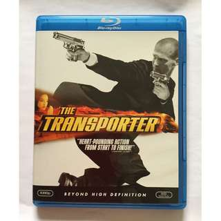 The Transporter Blu Ray