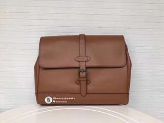 Coach Hudson Messenger Bag - brown
