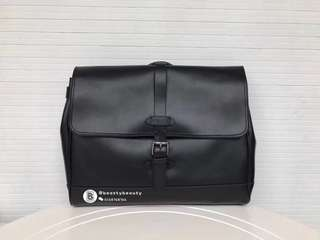 Coach Hudson Messenger Bag - black