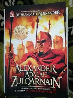Preloved Buku Alexander adalah Zulkarnain