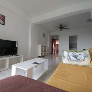 2Bedrm Fully Funished Orchid park condo